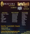 Karvachauth Night Celebration
