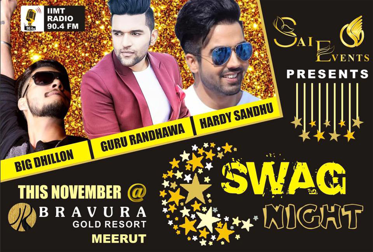 Swag Night at Bravura Gold Resort