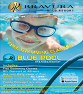 LEARN SWIMMING AT THE BEST POOL IN TOWN WITH TRAINER.