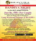 Bravura Gold Resort Presents DANDIYA NIGHT SEASON-2