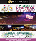 Bravura Gold Resort Presents New Year Grand Party 2015.