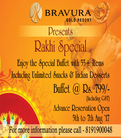 Bravura Gold Resort Presents Rakhi Special