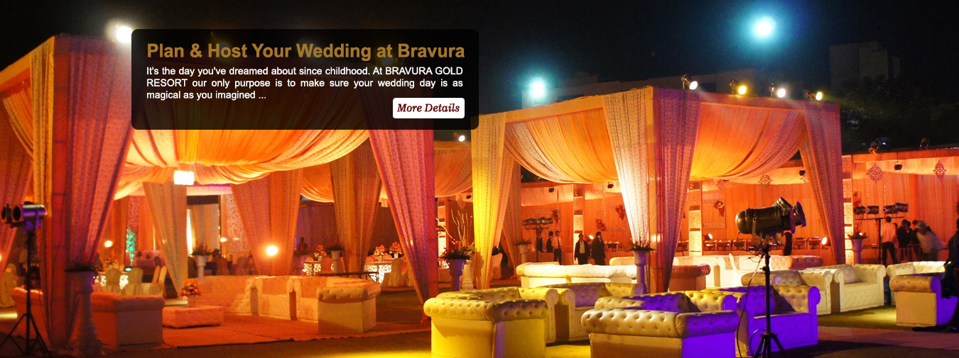 Plan & Host Your Wedding at Bravura