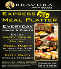 Express Meal Platter at Just Rs. 299/*