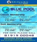 Bravura Gold Resort launches Blue Pool Membership Card