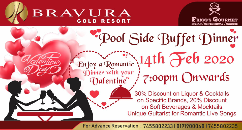 Valentine Day Special Offer in Meerut